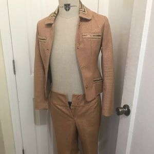 Tracy Reese 2 piece pant suit